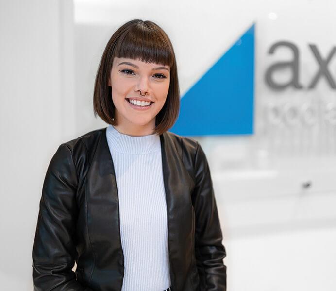 Photo Mélina Rouleau, secrétaire